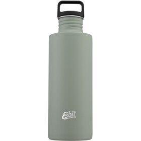 Esbit Sculptor Drinking Bottle 1l, stone grey